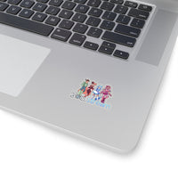Soulstream (Group Design) - Kiss-Cut Stickers