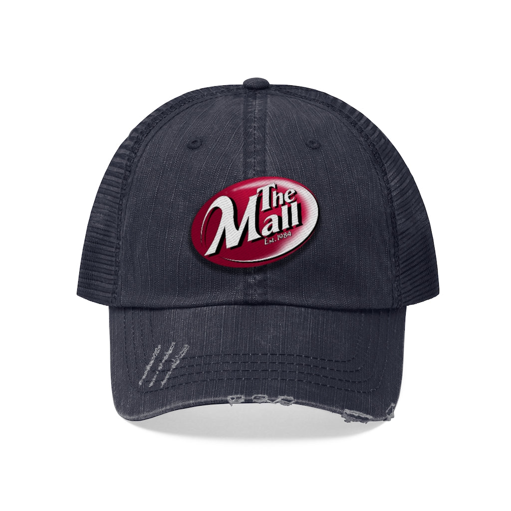 The Mall (Pepper Logo Design) - Unisex Trucker Hat