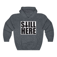 Cult Of Ikarus (Still Here) - Heavy Blend™ Hooded Sweatshirt
