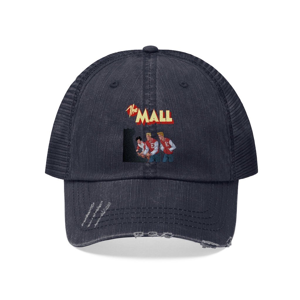 The Mall (Arcade Design) - Unisex Trucker Hat