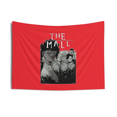 The Mall (Lost Boys Homage Design) - Indoor Wall Tapestries