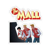 The Mall (Arcade Design) - Kiss-Cut Stickers