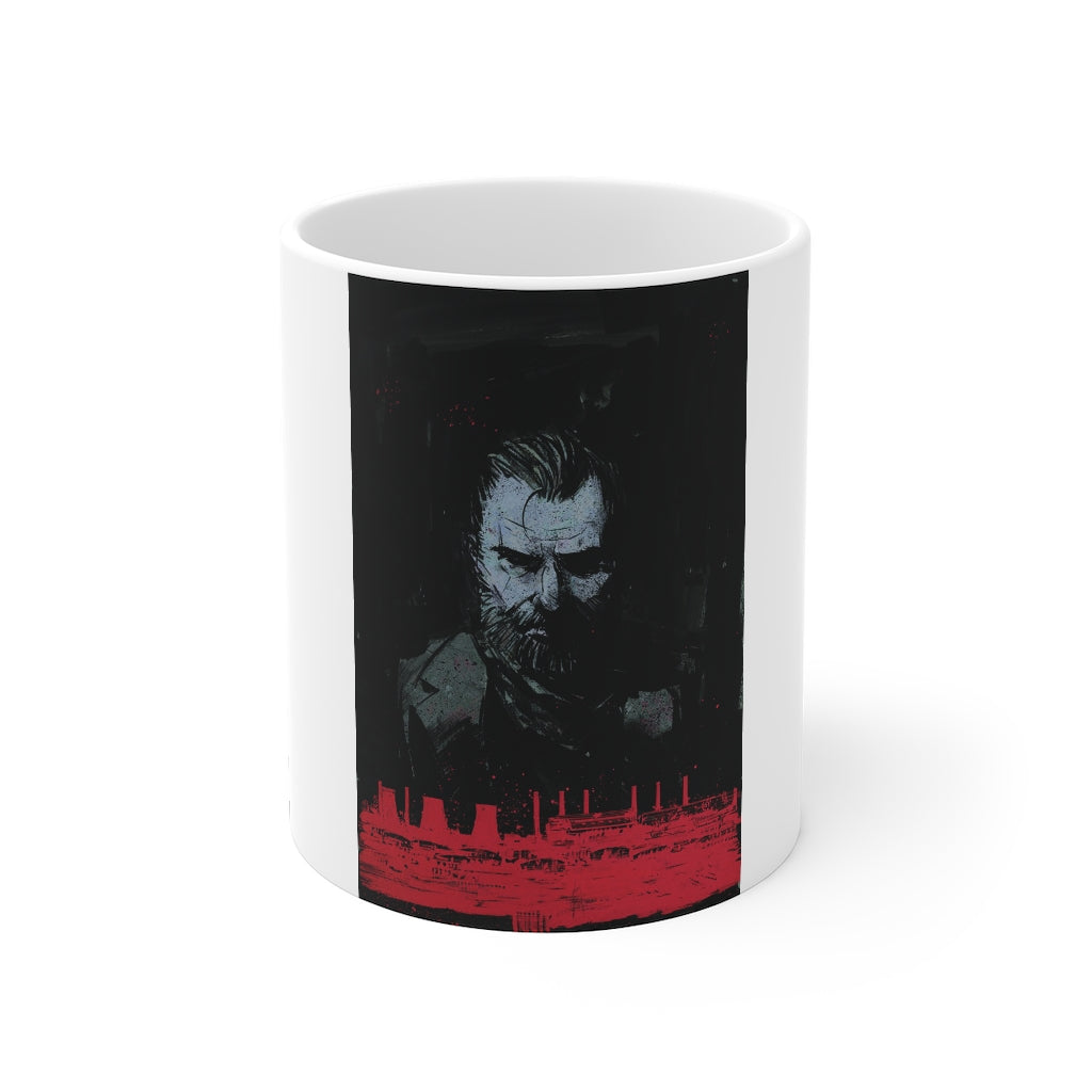 Red Winter (Issue 1 Design) - 11oz Coffee Mug