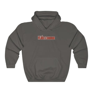 Planet Caravan (Logo Design) - Heavy Blend™ Hooded Sweatshirt