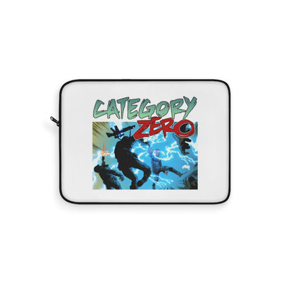 Category Zero (Shock Design)  - Laptop Sleeve
