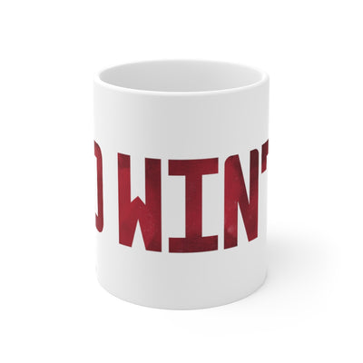 Red Winter (Logo Design) - 11oz Coffee Mug