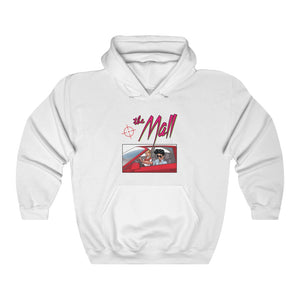 The Mall (Sports Car Design) - Heavy Blend™ Hooded Sweatshirt