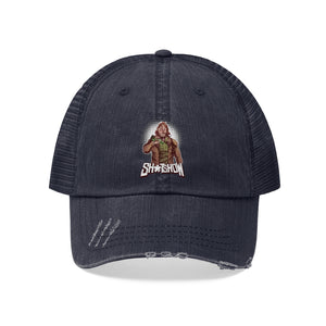 Shitshow (Drunk Legend Design) - Unisex Trucker Hat