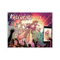 Killchella (Design Three) - Kiss-Cut Stickers