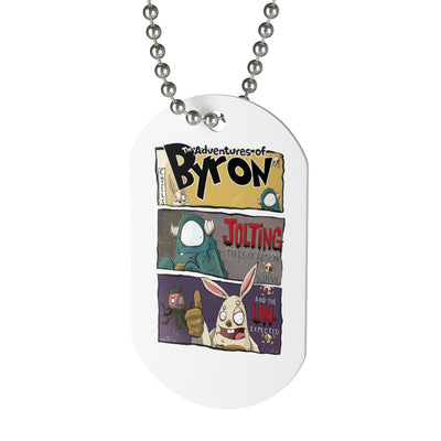 The Adventures of Byron - Dog Tag