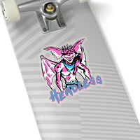 Headless (Gremlin Design) - Kiss-Cut Stickers