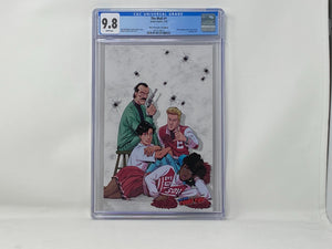 CGC Graded - The Mall #1 - NYCC Exclusive Cover - 9.8