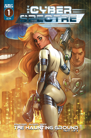 Cyber Spectre #1 - DIGITAL COPY