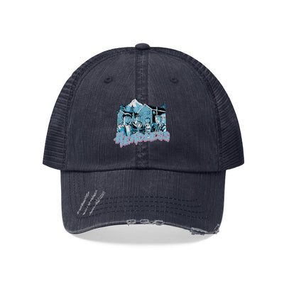Headless (Logo Design) - Unisex Trucker Hat