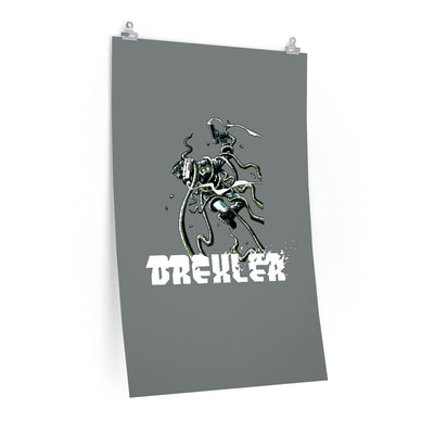 Drexler (Monster Design) - Poster