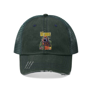 Sweetdownfall (Robot Design) - Unisex Trucker Hat