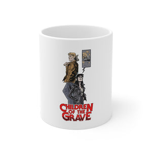 Children Of The Grave (Group Design) - 11oz Coffee Mug