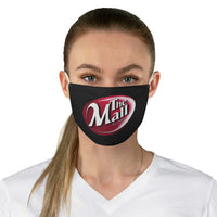 The Mall (Pepper Logo) - Fabric Face Mask