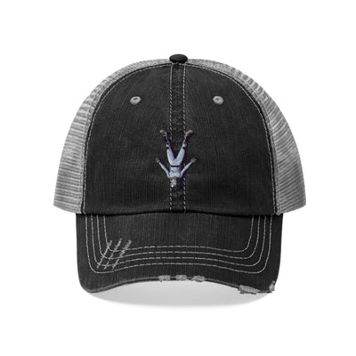 Canopus (Helen Upside Down Design) - Unisex Trucker Hat