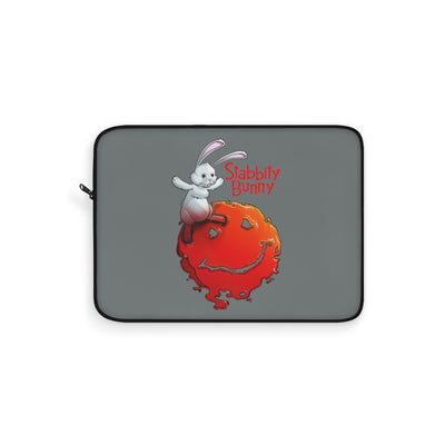Stabbity Bunny (#1 Cover Design) - Laptop Sleeve