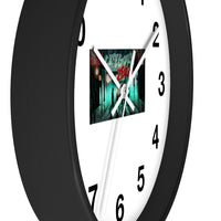 Category Zero (Group Design) - Wall Clock