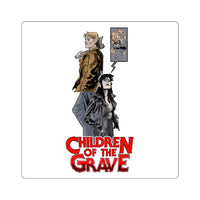 Children Of The Grave (Group Design) - Square Stickers