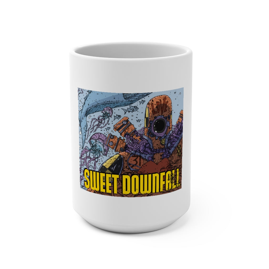 Sweetdownfall (Issue #1 Cover) - Mug 15oz