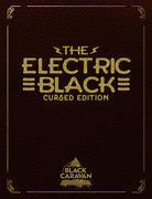 Electric Black: Cursed Edition Magazine