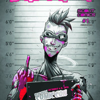 Elasticator #1 - NYCC Exclusive Cover