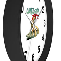 Category Zero (Teddy Bear Design) - Wall Clock