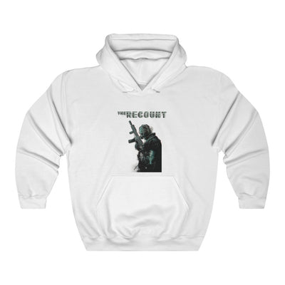 The Recount (Design Two) - Heavy Blend™ Hooded Sweatshirt