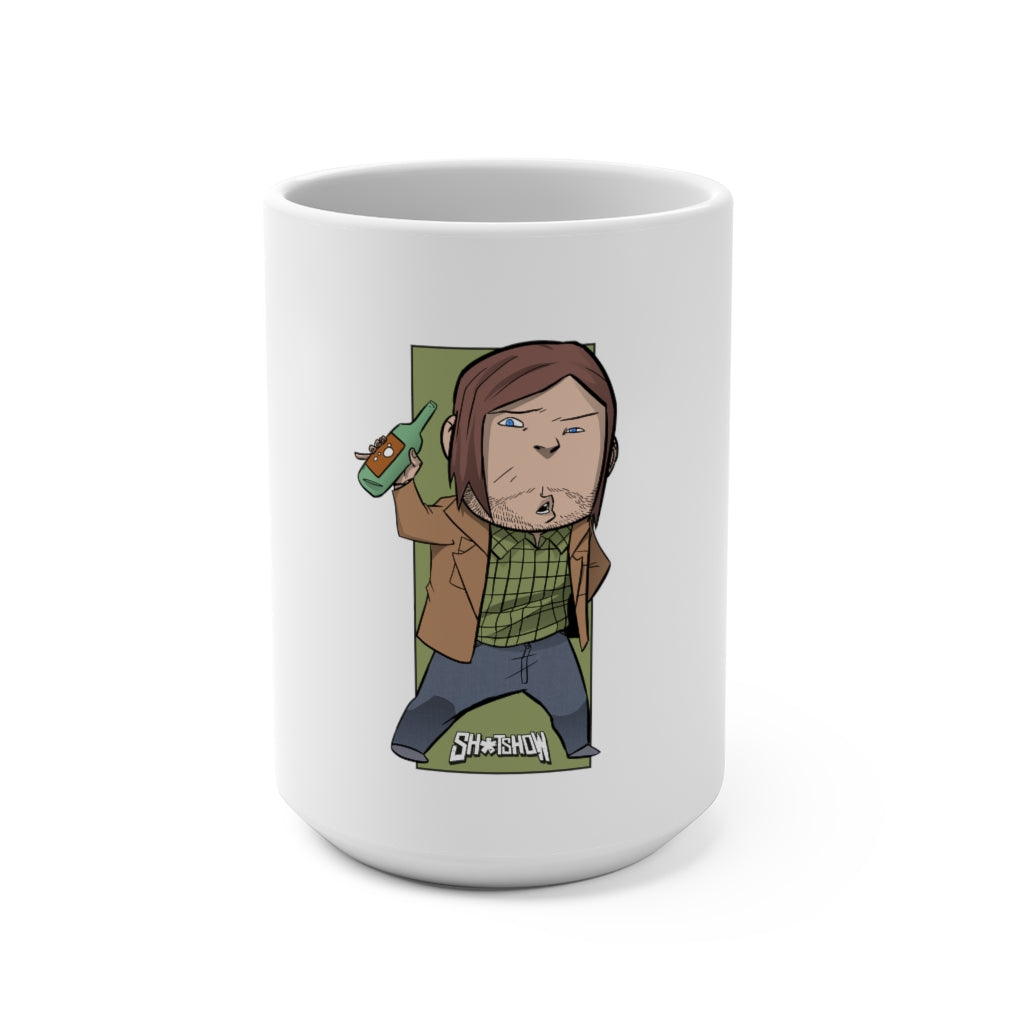Shitshow (Manga Rich Design) - Mug 15oz
