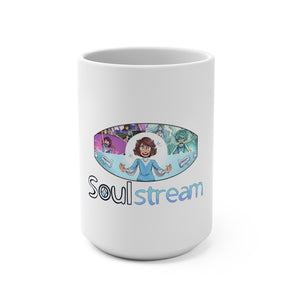 Soulstream (Soulstream Design) -  White Mug 15oz