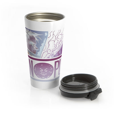 Canopus (Helen Logo Design) - Stainless Steel Travel Mug