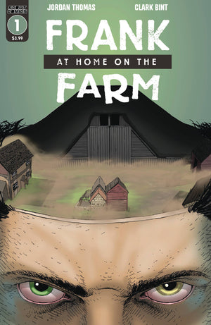 Frank At Home On The Farm #1 - DIGITAL COPY