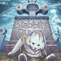 Stabbity Bunny #9 - Cover B