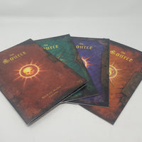 The Source #1-4 - Metallic Cover - Limited Edition Box Set