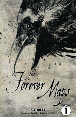 Forever Maps - Trade Paperback - DIGITAL COPY