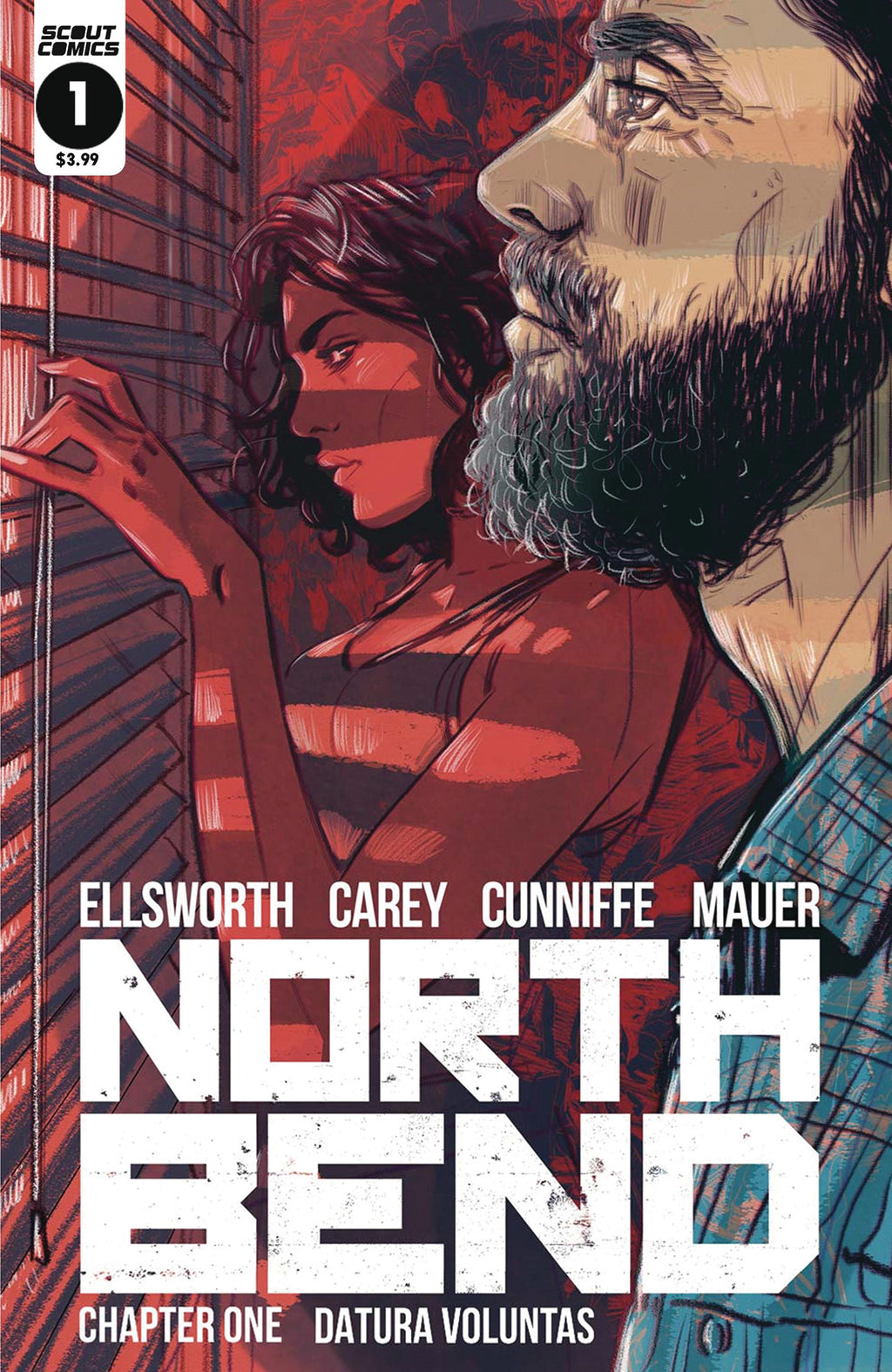 North Bend #1 - Cover B