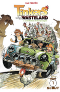 Tinkers Of The Wasteland - Trade Paperback