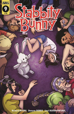 Stabbity Bunny #9 - DIGITAL COPY