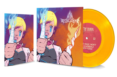 BY THE HORNS (Original Soundtrack) Vinyl & Exclusive #1 Cover