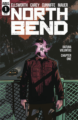 North Bend #1 - Cover A