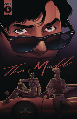 The Mall #6 - Retailer Incentive Cover