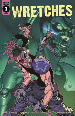 Wretches #3 - DIGITAL COPY