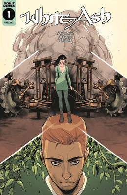 White Ash #1 - Retailer Incentive Cover