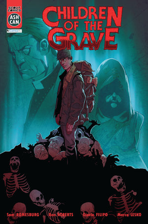 Children Of The Grave - Ashcan