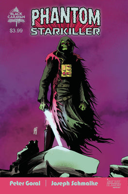 Phantom Starkiller #1 - 2nd Printing