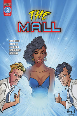 The Mall #3 - Webstore Exclusive Cover