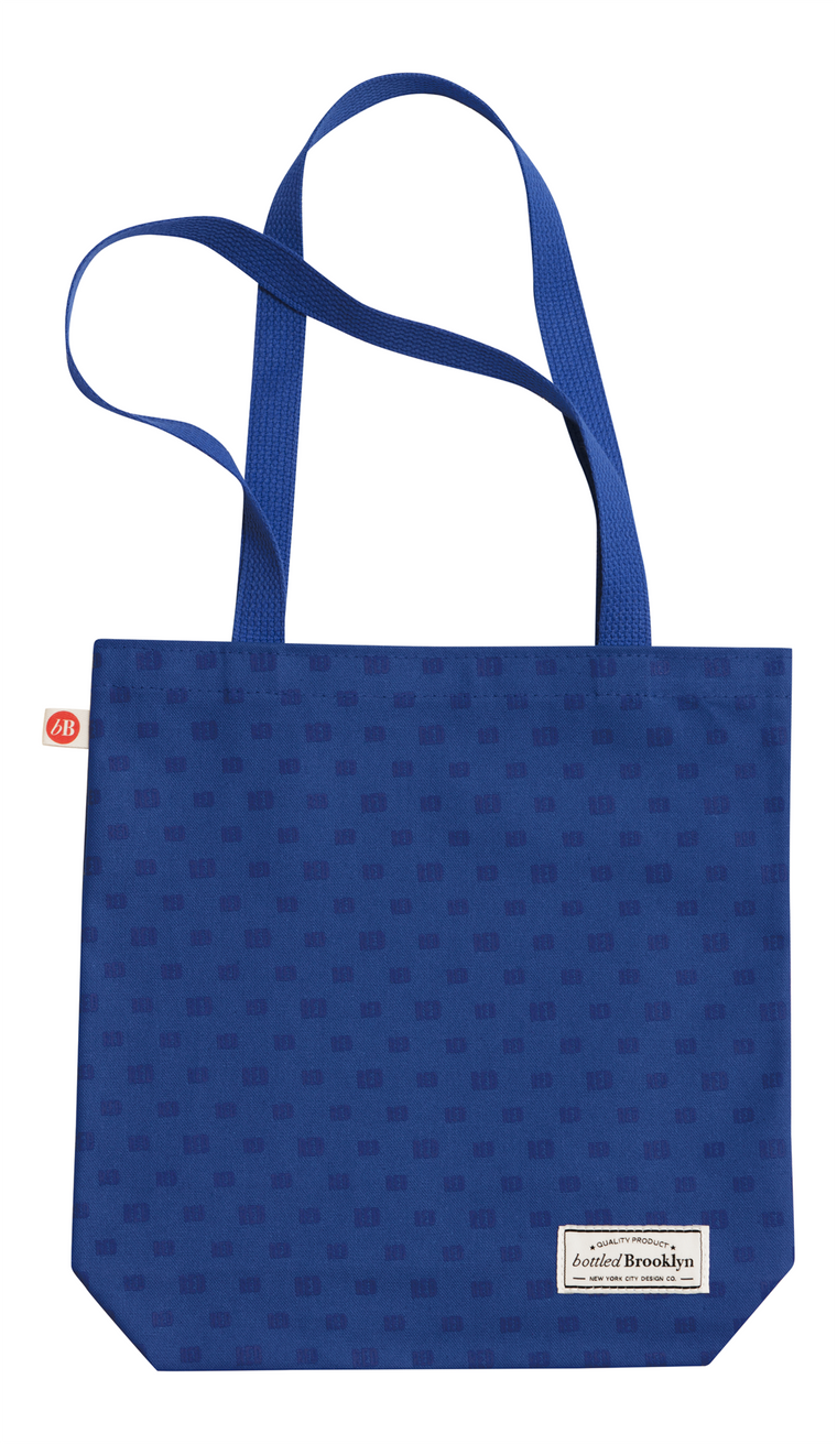 True Color Tote Bag | Let Your True Color Shine Through | BLUE